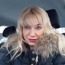 Användarprofil för Екатерина