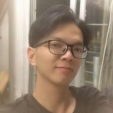 明灯 - Uživatelský profil