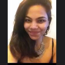 Profil utilisateur de Sonali