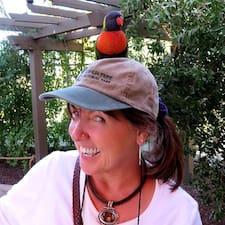 Constance felhasználói profilja