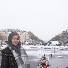 Siti Nisrina Hasna Brukerprofil