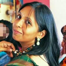 Profil Pengguna Deepa