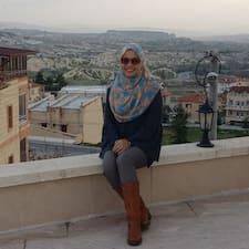 Norasrifah - Uživatelský profil
