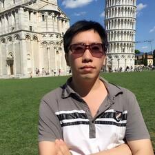 Xuebin felhasználói profilja