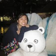 Jessica felhasználói profilja