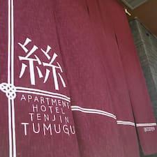 Användarprofil för Tumugu