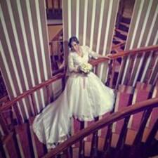 Profil utilisateur de Katherine Esmeralda