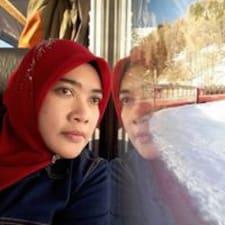 Profil utilisateur de Siti Aloyah