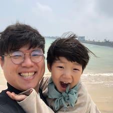 โพรไฟล์ผู้ใช้ Jiyun