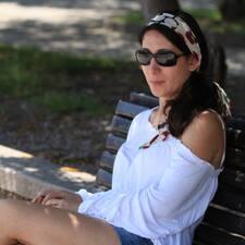 Profil utilisateur de Graziella