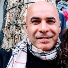 Mourad - Uživatelský profil
