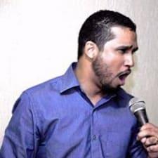 Thiago felhasználói profilja