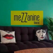 Perfil de usuario de Mezzanine