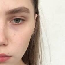 Nastya - Uživatelský profil