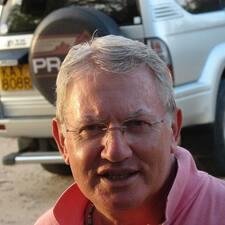 Alfiero felhasználói profilja