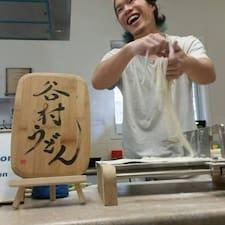 Användarprofil för Jun