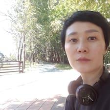 Moonhee的用戶個人資料