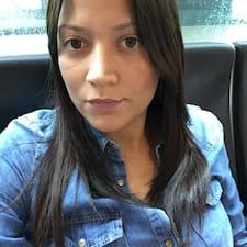 Luisana felhasználói profilja