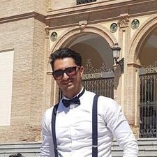 Chafik felhasználói profilja
