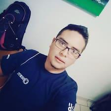 Perfil do utilizador de Bernard Jose