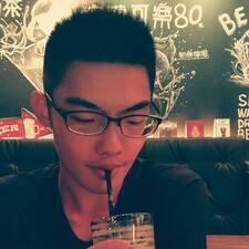 Perfil do utilizador de Chi-Ming