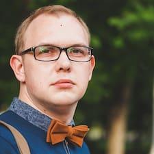 Henkilön Vasily käyttäjäprofiili