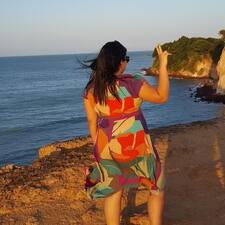 Ana Cleyde - Uživatelský profil