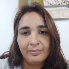 Profilo utente di Regiana Aparecida