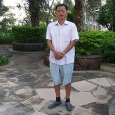 Perfil do utilizador de 维波