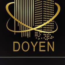Perfil do usuário de Doyen