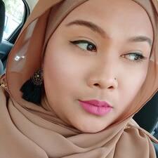 Henkilön Nurul Hidaya Azrine käyttäjäprofiili