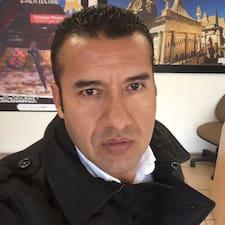 Henkilön Jose Luis käyttäjäprofiili