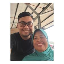 Gebruikersprofiel Saiful