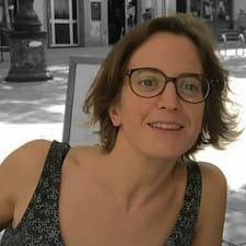 Núria felhasználói profilja