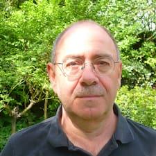 Heinz-Peter felhasználói profilja