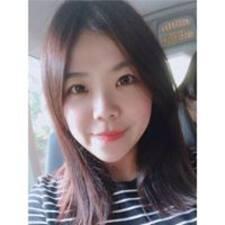 Perfil do usuário de 怡君