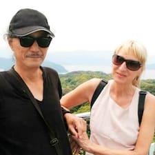 Learn more about Masato + Anne