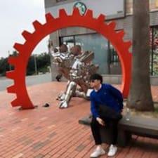 Perfil do utilizador de 태영