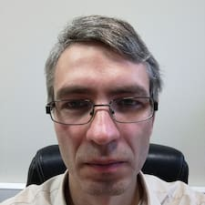 Andrius felhasználói profilja