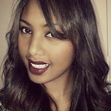Mayra felhasználói profilja