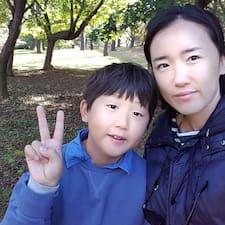 Perfil do usuário de 혜영