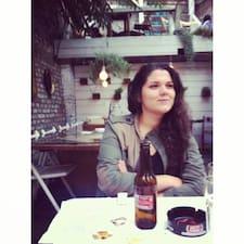 Profil Pengguna Violeta