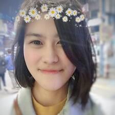 Perfil do usuário de 怡蓁