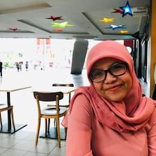 Henkilön Yulia Putri käyttäjäprofiili
