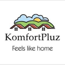 Gebruikersprofiel Komfort