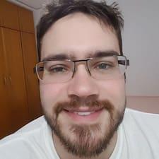 Perfil de usuario de Fernando