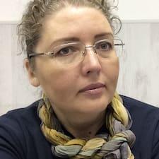 Profil utilisateur de Ljudmila