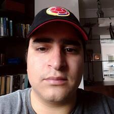Gebruikersprofiel Esteban