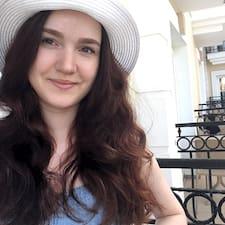 Profil utilisateur de Екатерина Дмитриевна
