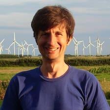 Melf-Hinrich Brugerprofil
